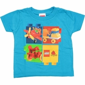 Lego Duplo Four Blocks Infant T Shirt