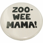 Diary of a Wimpy Kid Zoo Wee Mama Button