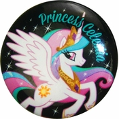 My Little Pony Princess Celestia Button