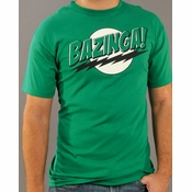 Big Bang Theory Bazinga T Shirt