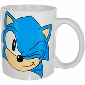 Sonic the Hedgehog Wink Mug