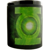 Green Lantern Movie Logo Mug