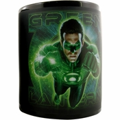 Green Lantern Movie Fly Mug