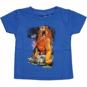 Lion King Mufasa Hyenas Infant T Shirt