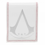 Assassins Creed 3 White Bi-Fold Wallet