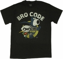 Family Guy DC Bro Code T Shirt