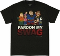 Family Guy DC Pardon Swag T Shirt