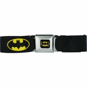 Batman Logo Seatbelt Mesh Belt
