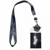 Batman Dark Knight Rises Charm Lanyard