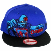 GI Joe Cobra Commander Portrait Hat