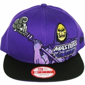 He Man Skeletor Portrait Hat
