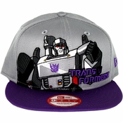 Transformers Megatron Portrait Hat