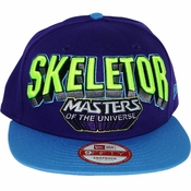 He Man Skeletor Block Name Hat
