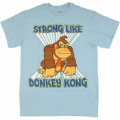 Donkey Kong Strong T Shirt