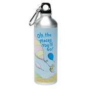 Dr Seuss Places Water Bottle