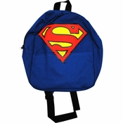 Superman Logo Kids Backpack