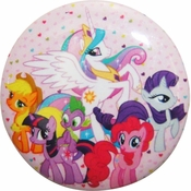 My Little Pony Friendship Magic Group Button