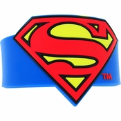 Superman Rubber Wristband