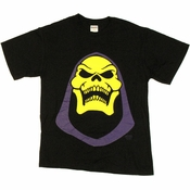 He Man Skeletor Head T Shirt