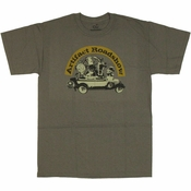Warehouse 13 Artifact Roadshow T Shirt
