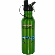 Ninja Turtles Leonardo Metal Water Bottle