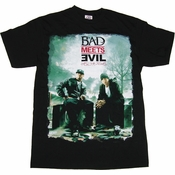 Bad Meets Evil Hell T Shirt