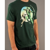 Green Arrow Justice T-Shirt