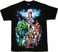Marvel Electric Magneto T-Shirt