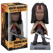 Walking Dead Michonne Bobblehead
