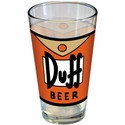 Simpsons Duff Pint Glass