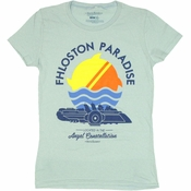 Fifth Element Fhloston Paradise Baby Tee