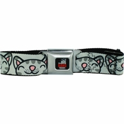 Big Bang Theory Soft Kitty Seatbelt Mesh Belt