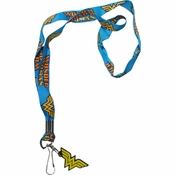 Wonder Woman Charm Lanyard