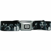 Walking Dead Zombies Seatbelt Mesh Belt