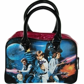 Star Wars Poster Pink Handbag