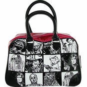 Star Wars Checker Pink Handbag