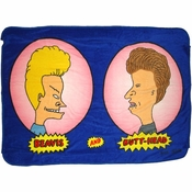 Beavis and Butthead Blanket
