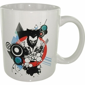 X Men Wolverine Art Mug