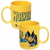 X Men Wolverine Name Mug