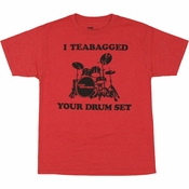 Step Brothers Drum Set T Shirt Sheer