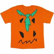 Flintstones Fred Costume Youth T Shirt