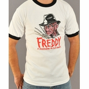 Nightmare on Elm Street Ringer T Shirt