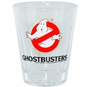 Ghostbusters Logo Shot Glass