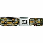 Star Wars Chewbacca Bandolier Seatbelt Mesh Belt