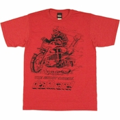 Ghost Rider Deathrace T Shirt Sheer