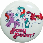 My Little Pony Pony Power Button
