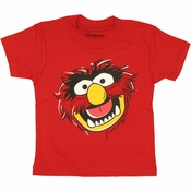Muppets Animal Toddler T Shirt