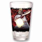 Walking Dead Rick Comic Pint Glass