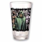 Walking Dead Michonne Comic Pint Glass