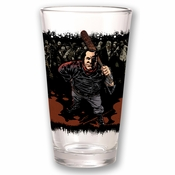 Walking Dead Negan Comic Pint Glass